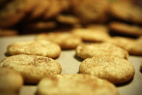 Cookies Snickerdoodle – Cannelle